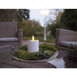 Solcellebelysning Saul , hemmetshjarta.dk