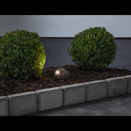Solcelle spotlight Rocky , hemmetshjarta.dk