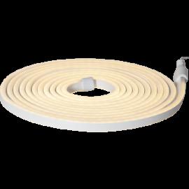 Lysslange FlatNeonLED Udendørs Varm Hvid 480 lys 500cm , hemmetshjarta.dk