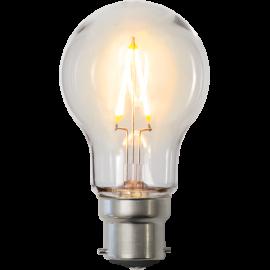 LED-Pære B22 Outdoor Lighting A55 , hemmetshjarta.dk