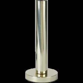Lampeholder E27 Glans Messing 12x29 , hemmetshjarta.dk