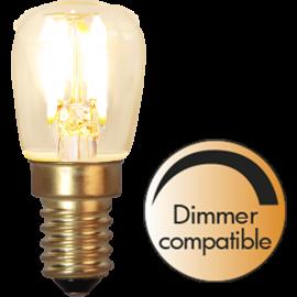LED-Pære E14 Soft Glow ST26 Dim , hemmetshjarta.dk