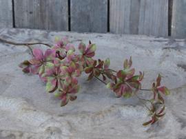 Fleur Slyngplante H68,5 cm blomme , hemmetshjarta.dk