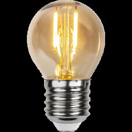 LED-Pære E27 Low Voltage 24V , hemmetshjarta.dk