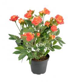 Kunstig Rose 30 cm , hemmetshjarta.dk