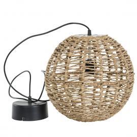 Loftlampa Jute 30 cm , hemmetshjarta.dk