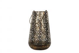 Uge 34 Lanterne Alba G.Brun 17x28,5cm , hemmetshjarta.dk