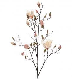 Uge 02 Kunstig Magnolia Gren. 110 cm , hemmetshjarta.dk