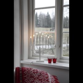 Advent lysestage Kristina , hemmetshjarta.dk