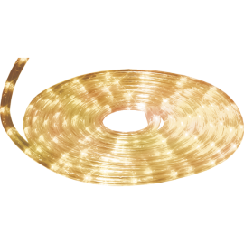 Lysslange Ropelight Micro Udendørs Klar 216 lys 600cm , hemmetshjarta.dk