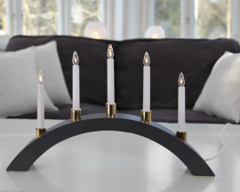 Advent lysestage Halla , hemmetshjarta.dk