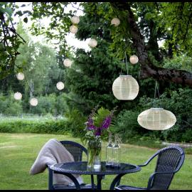Solcelledekoration Festival , hemmetshjarta.dk