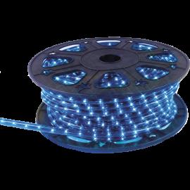 Lysslange Ropelight Micro Reel Udendørs Blå 1620 lys 4500cm , hemmetshjarta.dk