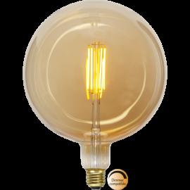 LED-Pære E27 Industrial Vintage G200 Dim , hemmetshjarta.dk