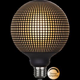 LED-Pære E27 Graphic G125 Dim , hemmetshjarta.dk