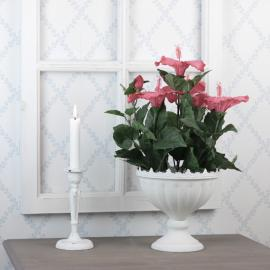 Kunstig Hibiscus 36 cm , hemmetshjarta.dk