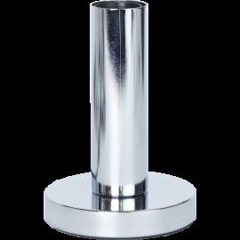 Lampeholder E27 Glans Krom 12x17 , hemmetshjarta.dk