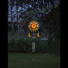 Solcelledekoration Windy , hemmetshjarta.dk