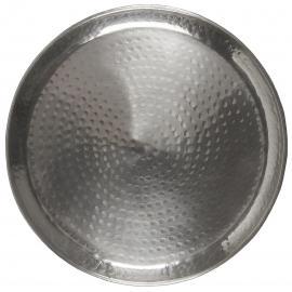 Bakke med hamret mønster 40 cm , hemmetshjarta.dk