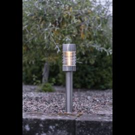 Solcellelampe stolpe Terni , hemmetshjarta.dk
