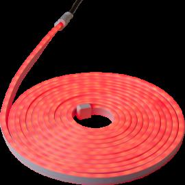 Lysslange Neoled Udendørs Rød 360 lys 600cm , hemmetshjarta.dk