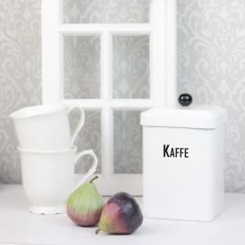 Dåse kaffe firkantet , hemmetshjarta.dk