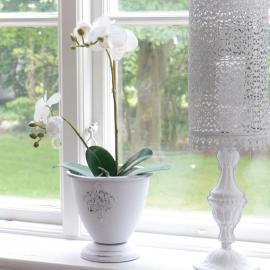 Kunstig Phalaenopsis 45 cm , hemmetshjarta.dk