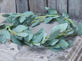 Fleur Ranke L140 cm grøn , hemmetshjarta.dk