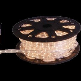 Lysslange Ropelight Micro Reel Udendørs Klar 1620 lys 4500cm , hemmetshjarta.dk