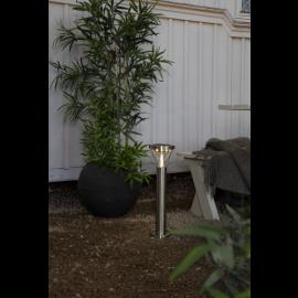 Solcellelampe stolpe Narona , hemmetshjarta.dk
