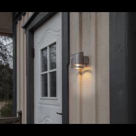 Solcelle-væglampe Venicini , hemmetshjarta.dk