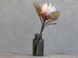 Fleur Protea Blomst H66 cm Gammel rosa , hemmetshjarta.dk