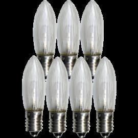 Reservepære 7-pack Universal LED , hemmetshjarta.dk