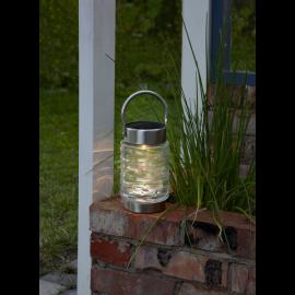 Solcelle lanterne Capri , hemmetshjarta.dk