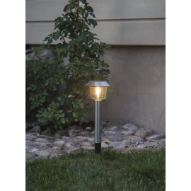Solcellelampe stolpe Fille , hemmetshjarta.dk