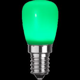 LED-Pære E14 ST26 Outdoor Lighting ST26 Grøn , hemmetshjarta.dk