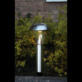 Solcellelampe stolpe Napoli , hemmetshjarta.dk
