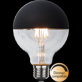 LED-Pære E27 Top Coated G95 Dim , hemmetshjarta.dk