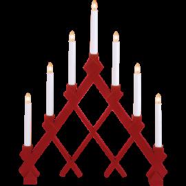 Advent lysestage Rut , hemmetshjarta.dk