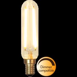 LED-Pære E14 Soft Glow T25 Dim , hemmetshjarta.dk
