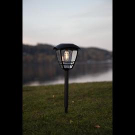 Solcellelampe stolpe Felix , hemmetshjarta.dk