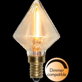 LED-Pære E14 Soft Glow Dim , hemmetshjarta.dk