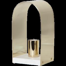 Lampeholder E27 Nobel Messing 12x24 , hemmetshjarta.dk