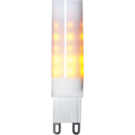 LED-Pære Flame G9 , hemmetshjarta.dk