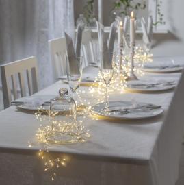 Lyskæde 720 st LED lys , hemmetshjarta.dk
