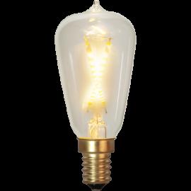 LED-Pære E14 Soft Glow ST38 , hemmetshjarta.dk