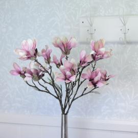 Uge 02 Kunstig Magnolia Gren 50 cm , hemmetshjarta.dk