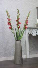 Kunstig Gladiolus 100 cm , hemmetshjarta.dk