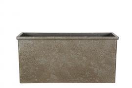 Hårdplast Mud Krukke/Square 27x8,5x13cm , hemmetshjarta.dk