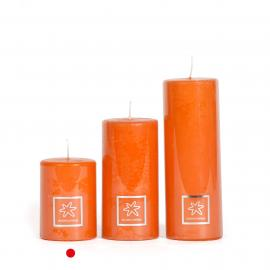 Bloklys Orange 7x10 , hemmetshjarta.dk